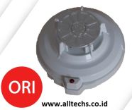 Fire Alarm Fixed Temperatur Heat Detector Horing Lih AH992