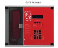 EMERGENCY VOICE COMMUNICATION SYSTEM MASTER 8 HANDSET WALL MOUNT